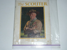 1957 Issue of The Scouter, British Magazine Celebrating BP Jubilee