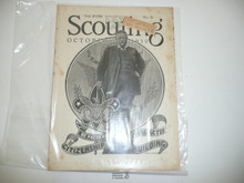 1930, October Scouting Magazine Vol 18 #10