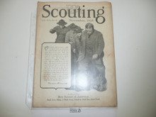1928, November Scouting Magazine Vol 16 #10