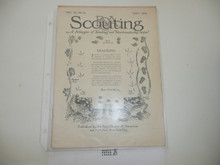 1927, September Scouting Magazine Volume 15 #9