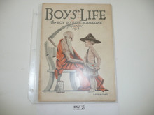 1918, January Boys' Life Magazine