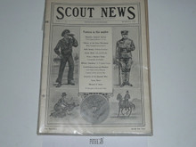 1916 Scout News and Guard Journal, 9 Issues from January 1916-January 1917