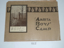 1930's Amrita Boy's Camp, Masonic Camp with Scout Affiliation