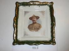 Baden Powell Square Dish