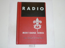 Radio Library Bound Merit Badge Pamphlet, 8-66 Printing