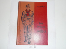 Zoology Library Bound Merit Badge Pamphlet, 5-62 Printing