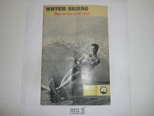 Water Skiing Merit Badge Pamphlet, 3-74 Printing