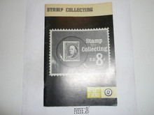 Stamp Collecting Merit Badge Pamphlet, 9-74 Printing