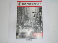 Traffic Safety Merit Badge Pamphlet, 5-86 Printing