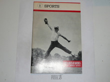 Sports Merit Badge Pamphlet, 8-79 Printing