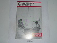 Small Boat Sailing Merit Badge Pamphlet, 1-89 Printing
