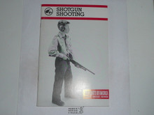 Shotgun Shooting Merit Badge Pamphlet, 5-89 Printing