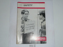Safety Merit Badge Pamphlet, 2-85 Printing
