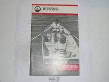 Rowing Merit Badge Pamphlet, 4-85 Printing