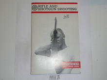 Rifle and Shotgun Shooting Merit Badge Pamphlet, 10-81 Printing