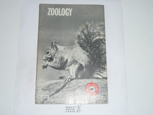 Zoology Merit Badge Pamphlet, 6-67 Printing