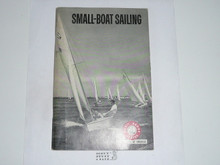 Small Boat Sailing Merit Badge Pamphlet, 12-65 Printing