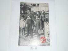Safety Merit Badge Pamphlet, 6-68 Printing