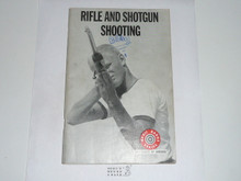 Rifle and Shotgun Shooting Merit Badge Pamphlet, 1-72 Printing