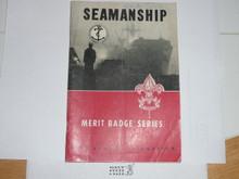 Seamanship Merit Badge Pamphlet, 5-62 Printing