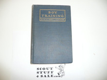 1915 Boy Training, By John Alexander, Boys Life Series