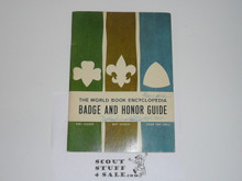 1964 World Book Encyclopedia Badge and Honor Guide