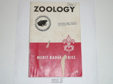Zoology Merit Badge Pamphlet, 5-45 Printing
