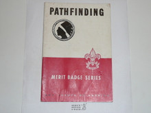Pathfinding Merit Badge Pamphlet, 12-44 Printing