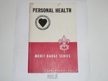 Personal Health Merit Badge Pamphlet, 12-44 Printing