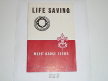Lifesaving Merit Badge Pamphlet, 4-46 Printing