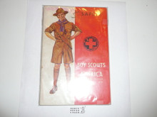 Safety Merit Badge Pamphlet, 6-41 Printing