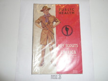 Public Health Merit Badge Pamphlet,  4-42 Printing