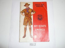 Music and Bugling Merit Badge Pamphlet, 4-40 Printing