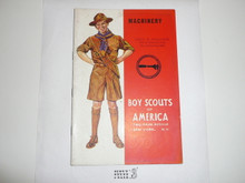 Machinery Merit Badge Pamphlet, 4-41 Printing