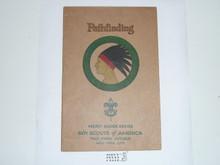 Pathfinding Merit Badge Pamphlet , 2-32 Printing