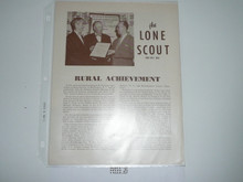 1954, June-July The Lone Scout Magazine