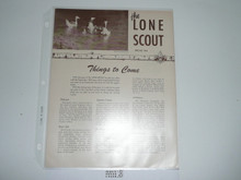 1952, June-July The Lone Scout Magazine