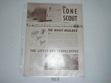 1951, December The Lone Scout Magazine