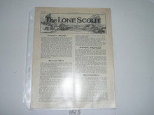 1938, October The Lone Scout Magazine
