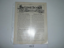 1938, June The Lone Scout Magazine