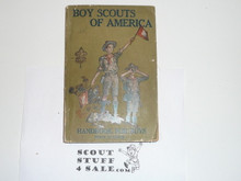 1921 Boy Scout Handbook, Second Edition, 1-21 Printing