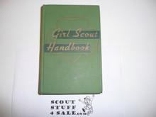 1947 Girl Scout Handbook, 10-50 Printing
