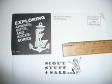 1982 Explorer Awards and Gifts Brochure
