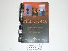 2004 Boy Scout Field Book, Unused, Spiral Bound Edition