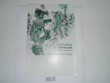 1964  Spring/Summer Explorer Scout Equipment Catalog