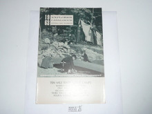 1963 Spring/Summer Explorer Scout Equipment Catalog