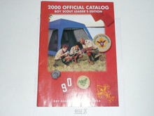 2000 Leader's Boy Scout Equipment Catalog