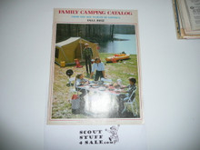 1982 Fall Family Camping Catalog