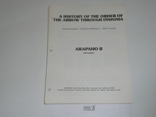 Arapaho II Supplement, missing cover