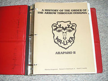 Arapaho II - The original generally accepted OA Cataloging Guide from 1979